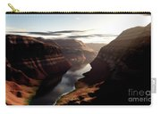 Terragen Render Of Trail Canyon Carry-all Pouch