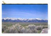 Teton National Park Panarama Carry-all Pouch