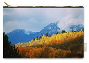 Teton's Fall Colors Carry-all Pouch