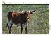 Texa Longhorn Carry-all Pouch