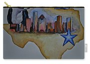 Texas Bound 3 Carry-all Pouch