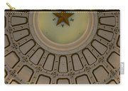 Texas Capitol Star Carry-all Pouch