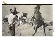Texas: Cowboy, C1910 Carry-all Pouch