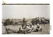 Texas: Cowboys, C1906 Carry-all Pouch