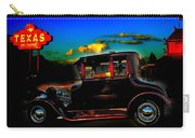 Texas Hot Rod Carry-all Pouch