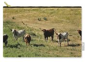 Texas Longhorns Panoramic Carry-all Pouch