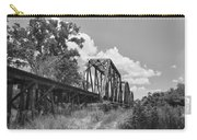 Texas Railroad Bridge Carry-all Pouch