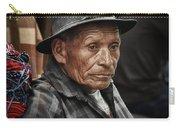 Textile Merchant Carry-all Pouch