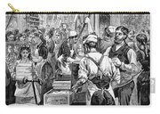 Textile Mill, 1881 Carry-all Pouch by Granger