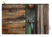 Textured Elegance Of The Past Carry-all Pouch