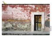 Textured Wall In Mexico Carry-all Pouch