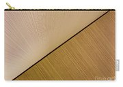 Textures. Beige. Carry-all Pouch