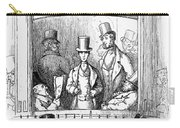 Thackeray: Newcomes, 1855 Carry-all Pouch