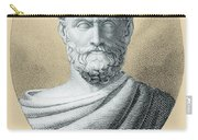 Thales, Ancient Greek Philosopher Carry-all Pouch