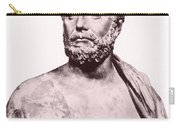 Thales, Ancient Greek Philosopher Carry-all Pouch by Photo Researchers
