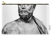 Thales, Ancient Greek Philosopher Carry-all Pouch by Science Source