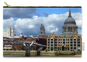 Thames River Panorama Carry-all Pouch