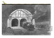 Thames Tunnel: Train, 1869 Carry-all Pouch