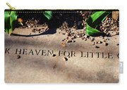 Thank Heaven For Little Girls Carry-all Pouch
