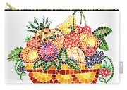 Thank You Card Fruit Vase Carry-all Pouch