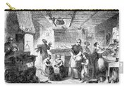 Thanksgiving, 1855 Carry-all Pouch