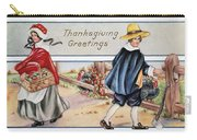 Thanksgiving, C1900 Carry-all Pouch