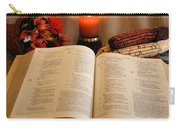 Thanksgiving Psalm 18 Carry-all Pouch