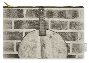 That Old Banjo Mandolin Carry-all Pouch