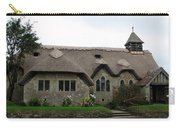 Thatched Church Carry-all Pouch
