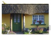 Thatched Cottage, Adare, Co Limerick Carry-all Pouch