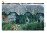 Thatched Roof, England Carry-all Pouch