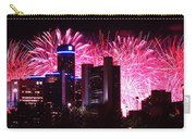 The 54th Annual Target Fireworks In Detroit Michigan Carry-all Pouch