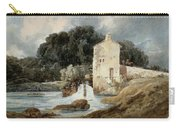 The Abbey Mill - Knaresborough Carry-all Pouch