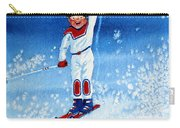 The Aerial Skier 15 Carry-all Pouch