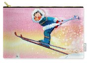 The Aerial Skier - 7 Carry-all Pouch