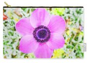 The Anemone Is So Pink Carry-all Pouch