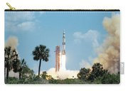 The Apollo 16 Space Vehicle Is Launched Carry-all Pouch