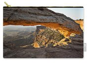 The Arch, Arches National Park, Moab Carry-all Pouch