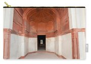The Architecture And Doorways Of The Humayun Tomb In Delhi Carry-all Pouch