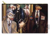 The Art Critic Carry-all Pouch