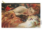 The Artist's Mistress Carry-all Pouch