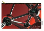 The Atomium Carry-all Pouch by Rob Hawkins
