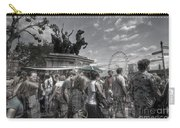The Attack Of The Zombie Tourists Carry-all Pouch
