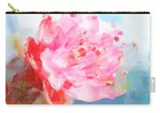 The Aura Of A Peach Blossom Carry-all Pouch