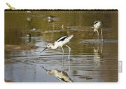 The Avocets  Carry-all Pouch