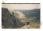The Avon Gorge - Looking Over Clifton Carry-all Pouch