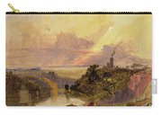 The Avon Gorge At Sunset  Carry-all Pouch