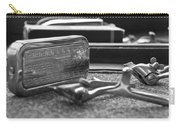 The Barber Shop 1 Bw Carry-all Pouch
