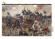 The Battle Of Spotsylvania Carry-all Pouch