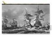 The Battle Of Texel, 1673 Carry-all Pouch